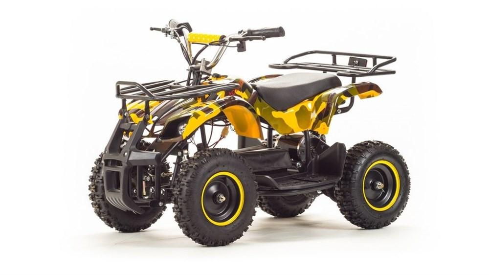 Motoland ATV ZR8 800Вт (осенний лес) - фото 10540