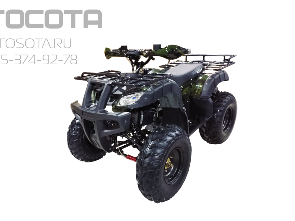 WELS ATV Thunder 200 - фото 11473