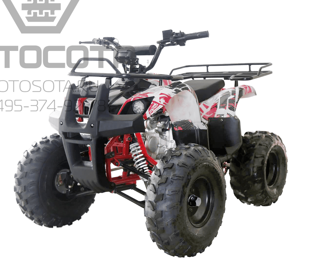 WELS ATV Thunder 125 Basic - фото 11495