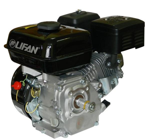 Двигатель Lifan 168F-2, вал 19 мм - фото 12392