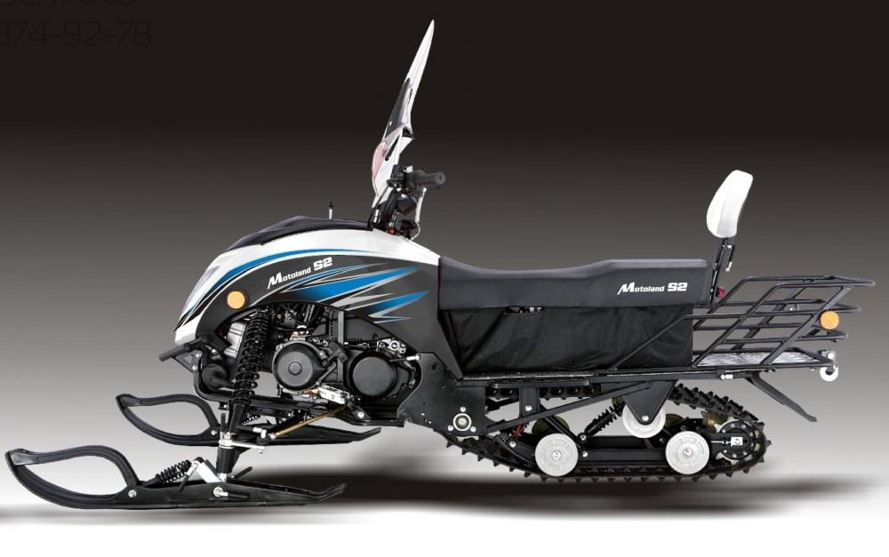Motoland SNOWFOX 200 - фото 4482