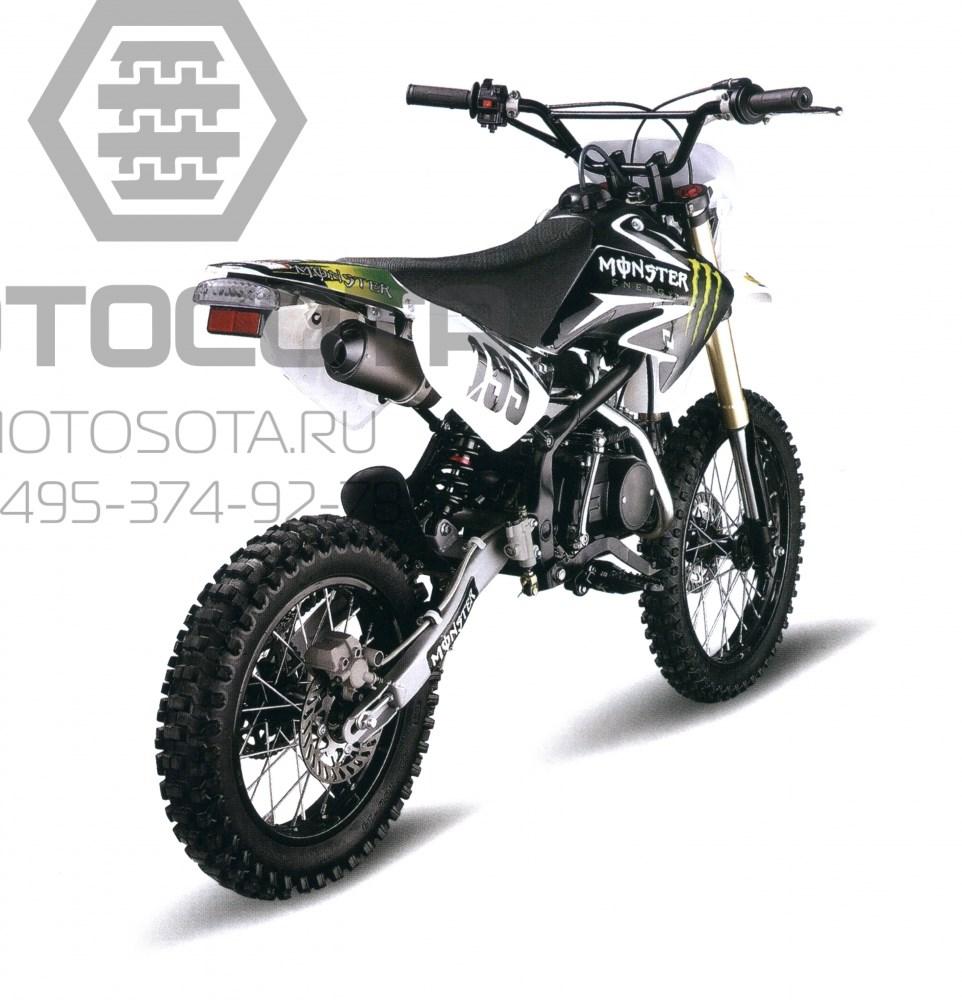 Motoland XR 110 - фото 5056