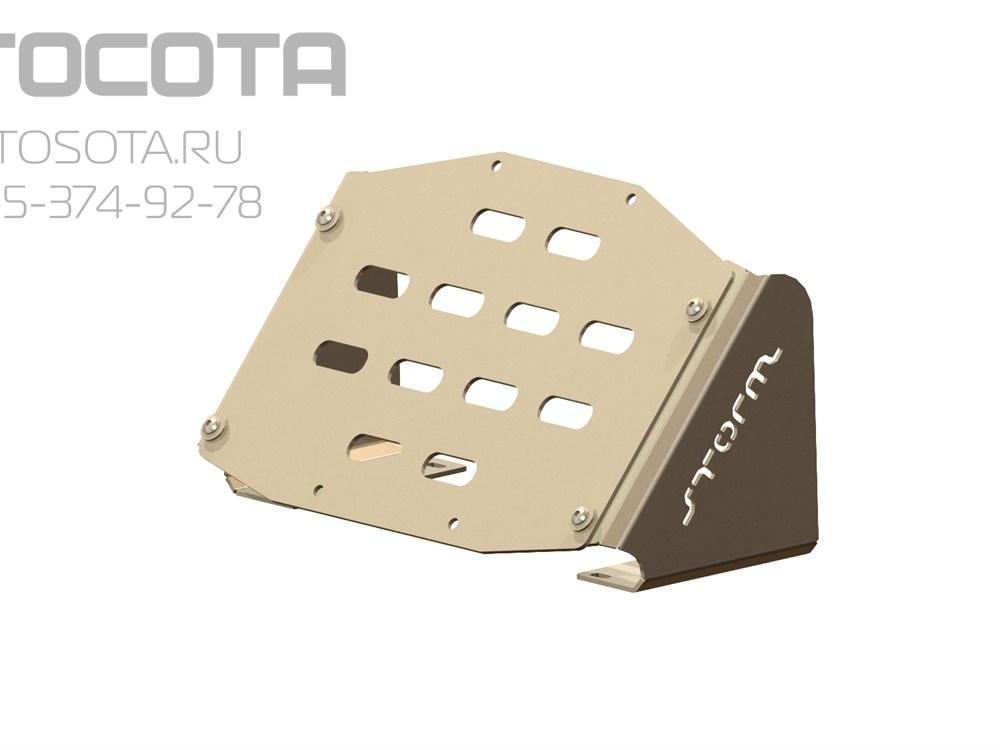 Вынос радиатора для Yamaha Grizzly  550/700 - фото 6600