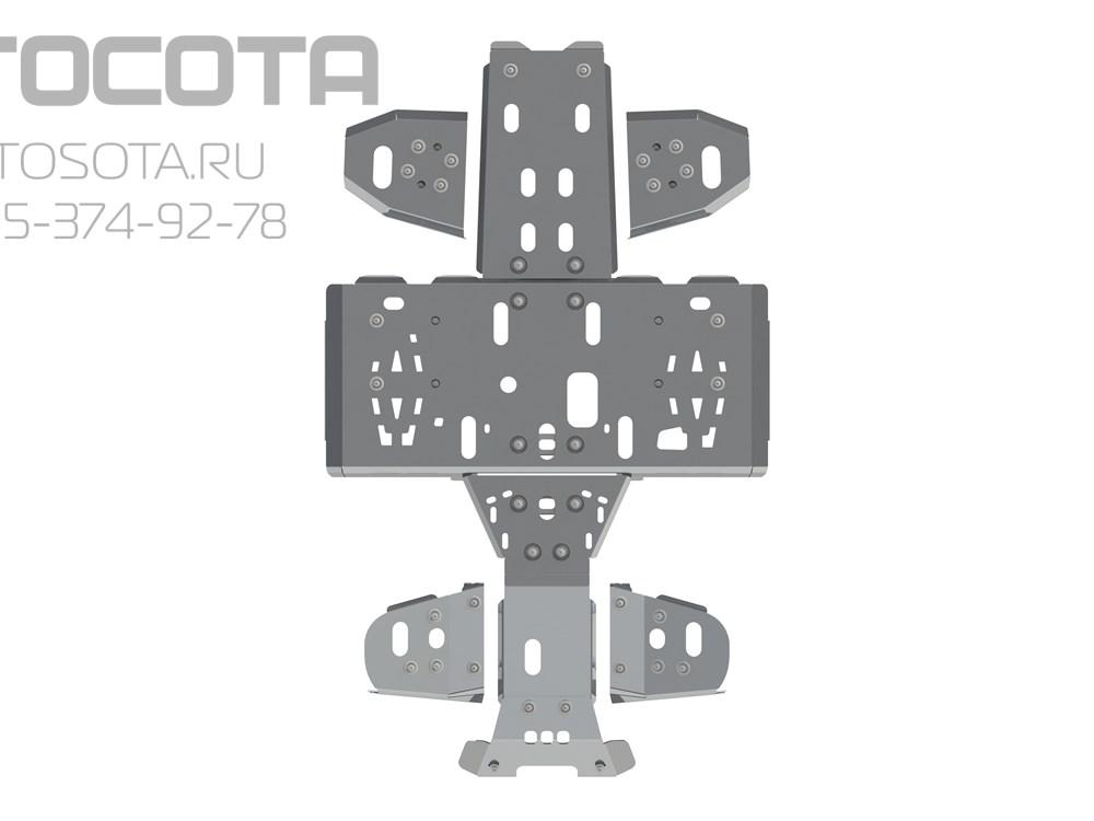 Полный комплект защиты для ADLY ATV600U - фото 6612