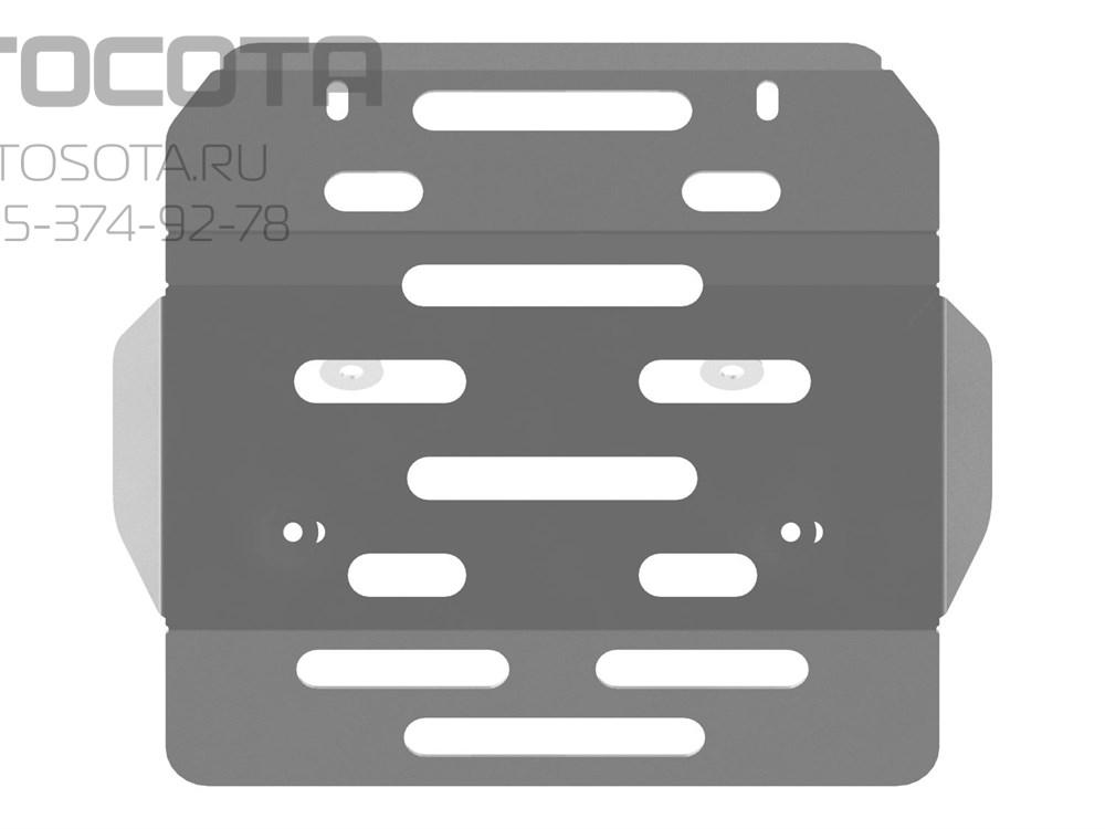 Защита радиатора (4 мм) - фото 6910