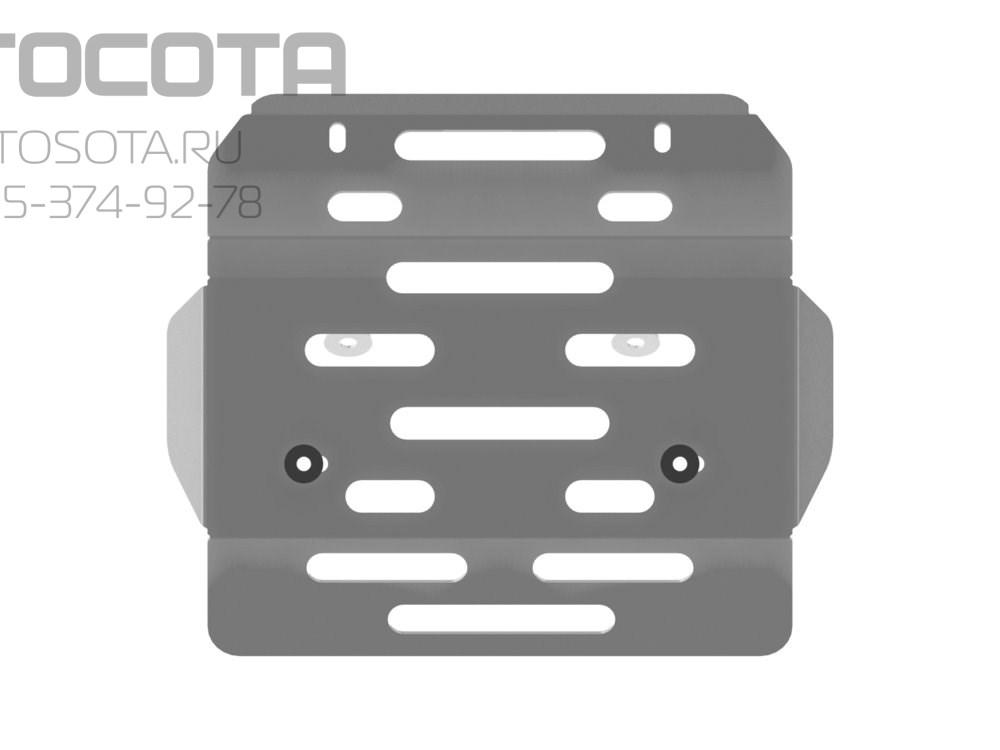 Защита радиатора (4 мм)  - фото 6956