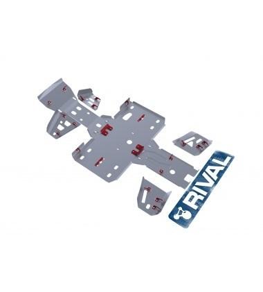 Комплект защит Baltmotors-SMC Jumbo 700 (5 частей) 2012- - фото 7190