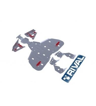 Комплект защит BRP (Can-Am) Outlander Renegade 2011-2012 - фото 7200