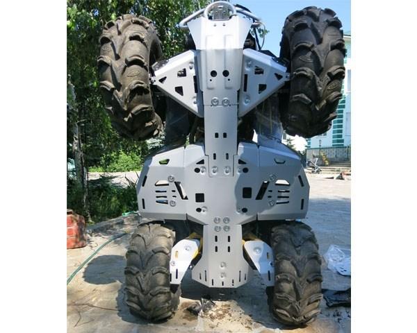 Алюминиевая защита  для Outlander ATV Renegade G2 - фото 7203