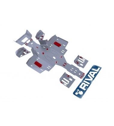 Комплект защит Polaris Sportsman ATV 570 2014- - фото 7248