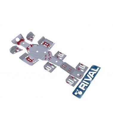 Комплект защит SPORTSMAN 6*6 800 EFI BIG BOSS (6 частей)  - фото 7250