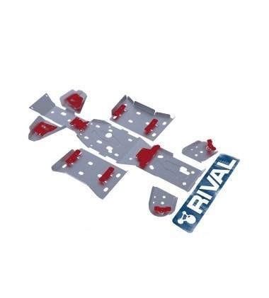 Комплект защит Stels ATV 700 Hsun/ 500 H / 450 H 2010-11 - фото 7278