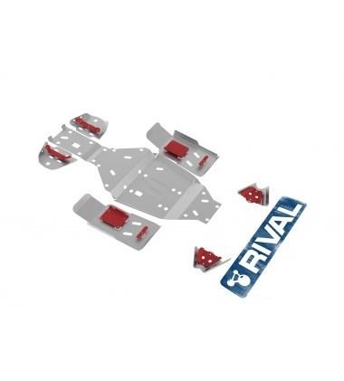 Комплект защит Stels ATV 500 GT (5 частей) 2010-14 - фото 7281
