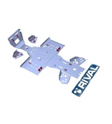 Площадка для снегоотвала RM 500 (2013)/ RM 500-2/ RM 500  - фото 7305