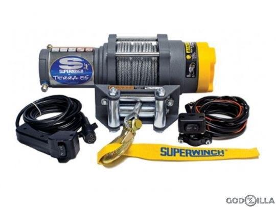 Лебедка электрическая для ATV Superwinch Terra25 - фото 7327