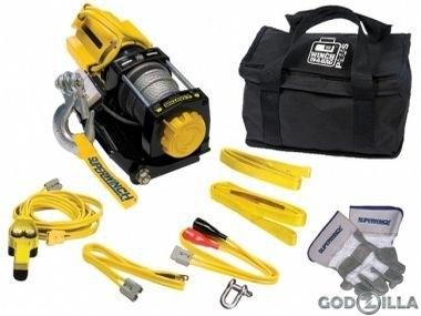 Электрическая лебедка для ATV Superwinch 2500 - фото 7348