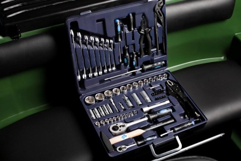 Набор инструментов - фото 7801