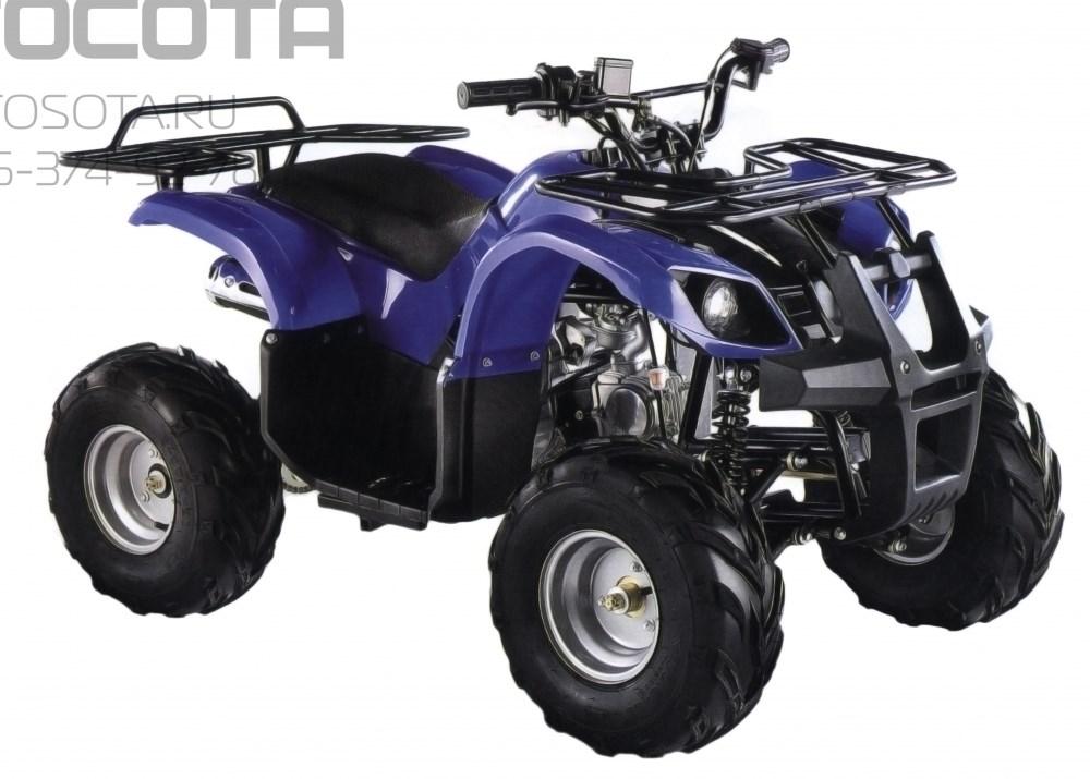 Motoland ATV 125 U - фото 9306