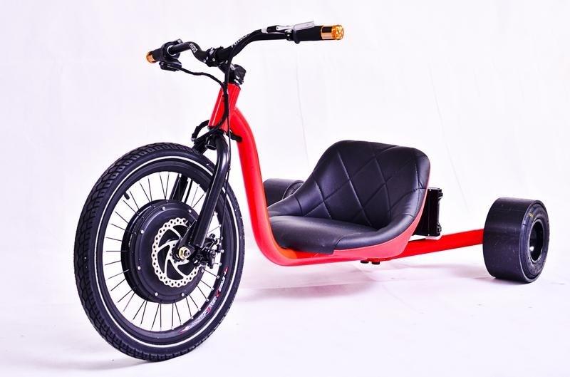 Kseto Drift Trike 500W - фото 9480