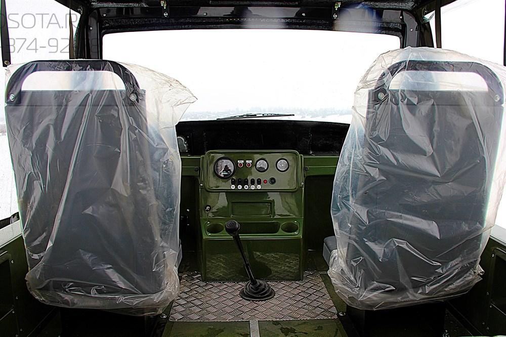 Модель пассажирская М-2 - фото 9581