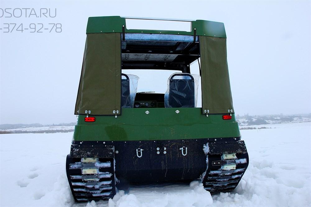 Модель пассажирская М-2 - фото 9582