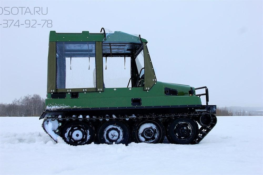 Модель пассажирская М-2 - фото 9583