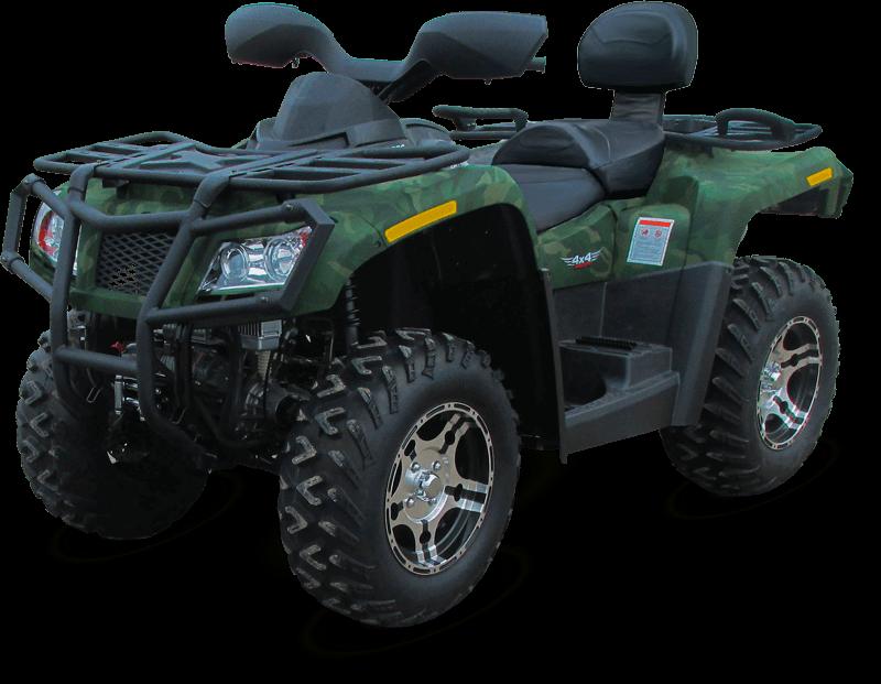 WELS ATV 800 EFI 4x4 - фото 9665