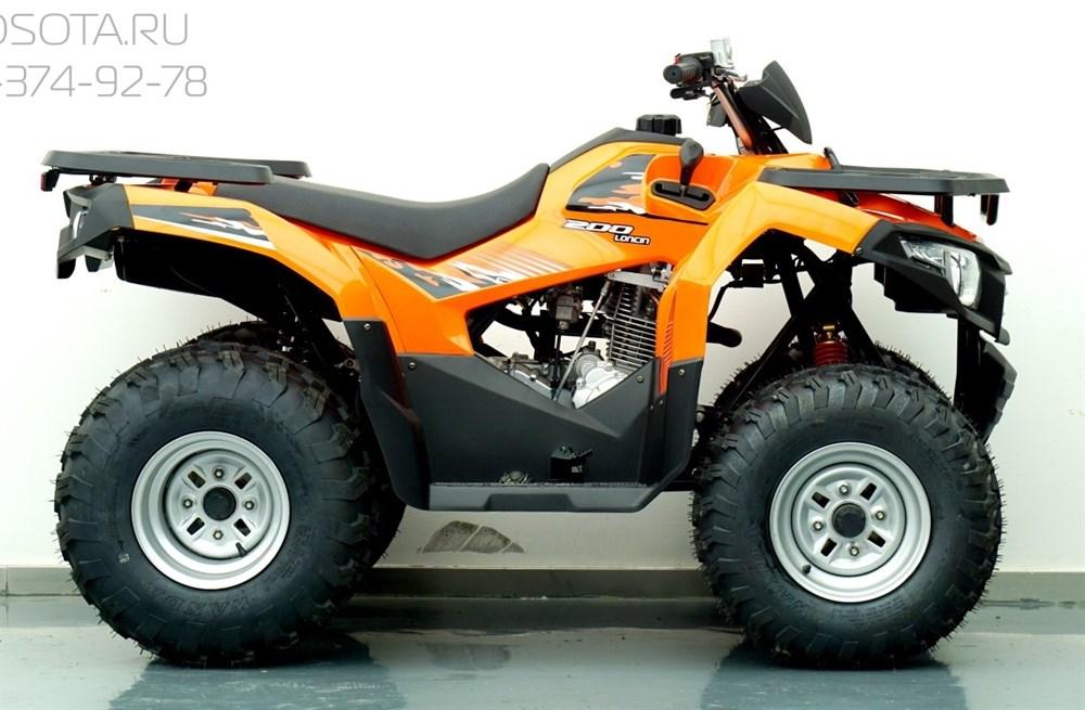 Motoland ATV 200 MAX - фото 9742