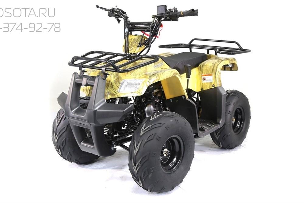 Motoland ATV 110 RIDER - фото 9753