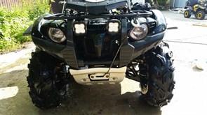 Расширители колесных арок для Yamaha Grizzly  550/700