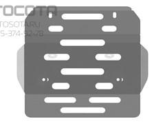 Защита радиатора (4 мм)