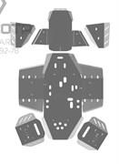 Полный комплект (без защиты радиатора)