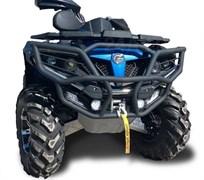 CF-moto X5 H.O. Бампер передний 2015-