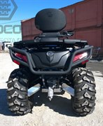 CF-moto X5 H.O. Бампер задний 2015-