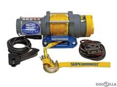 Лебедка электрическая для ATV Superwinch Terra25 с синтетическим тросом