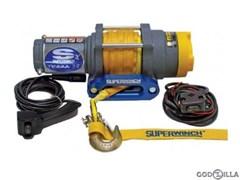 Лебедка электрическая для ATV Superwinch Terra35 с синтетическим тросом
