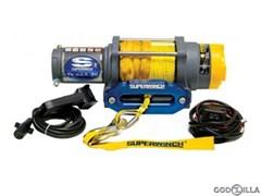 Лебедка электрическая для ATV Superwinch Terra45 с синтетическим тросом