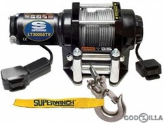 Лебедка для ATV электрическая Superwinch LT-3000