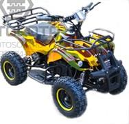 Motoland ATV E002 800Вт (осенний лес)