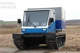 Модель грузовая М-3 2017